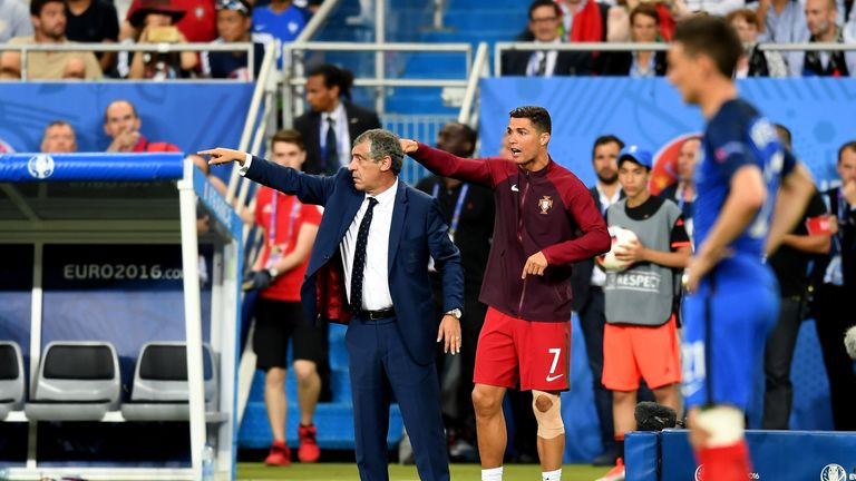 Portugal won Euro 2016 beating France in the final in Paris