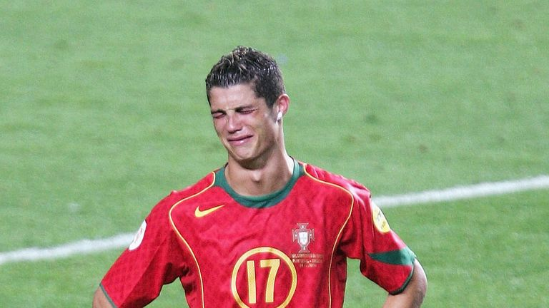 Can Ronaldo banish the memories of Euro 2004 and guide Portugal to victory on home soil in the Nations League final?