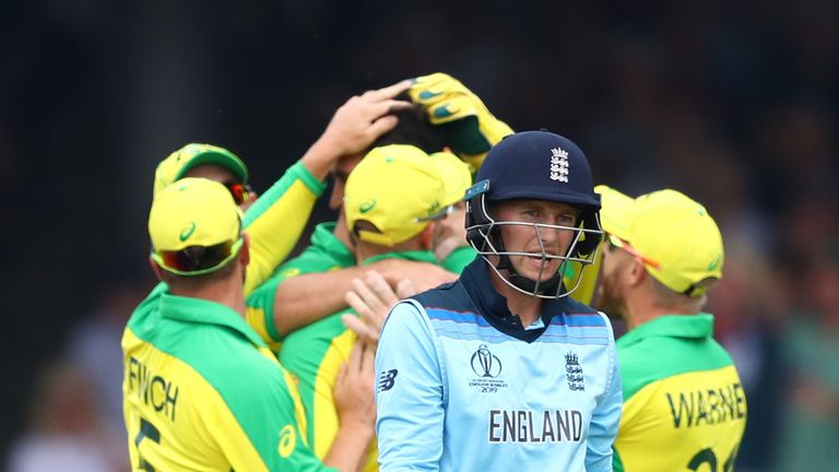 Joe Root says England will not let two successive defeats dent their confidence as they look to make the Cricket World Cup semi-finals