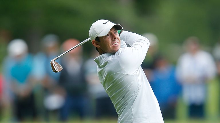 McIlroy put an extra wedge in his bag ahead of the US Open