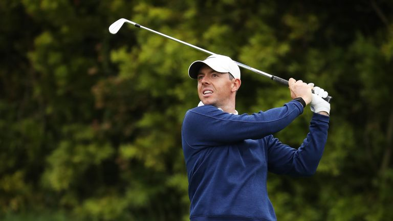 McIlroy failed to birdie any of the par-fives
