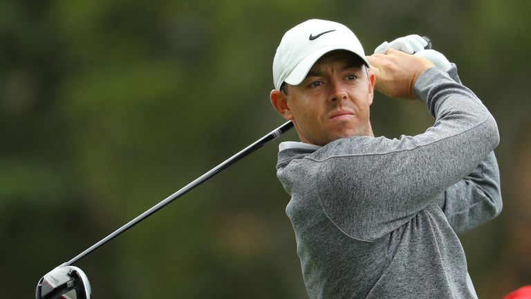 McIlroy bounced back impressively with birdies at the 15th and 16th