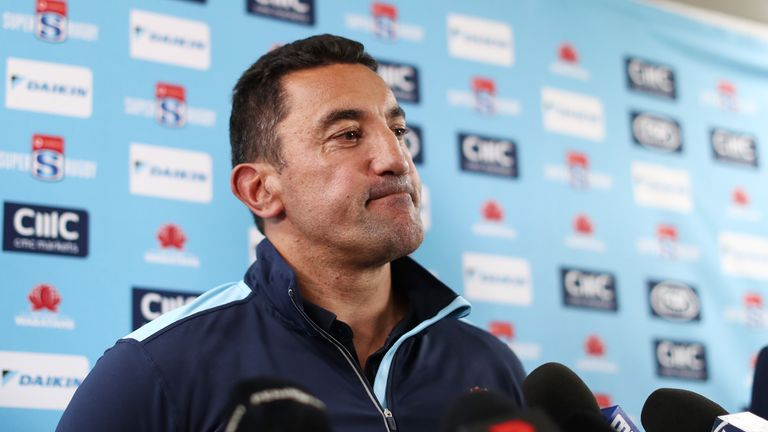 Daryl Gibson says it is time for a new voice at the Waratahs