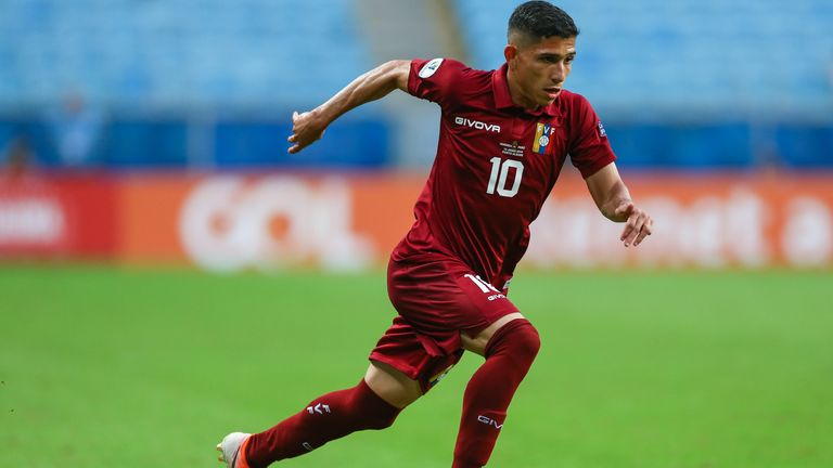 Jefferson Savarino is reportedly available for £6m