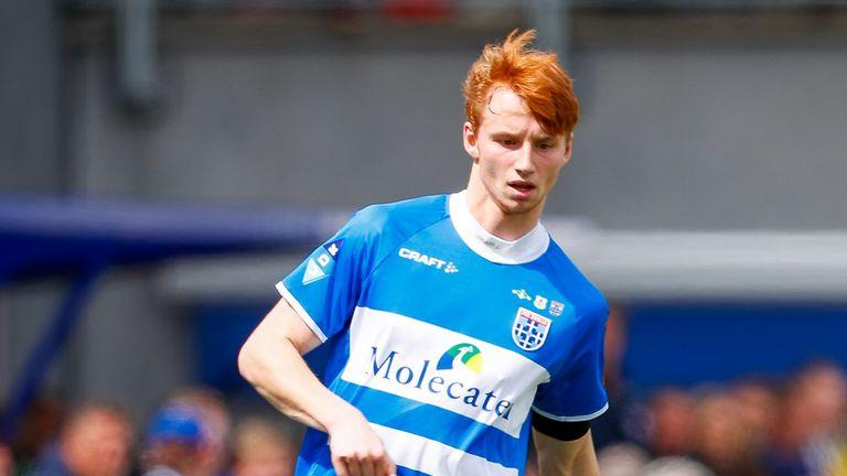 Sepp van den Berg has represented the Netherlands at U19 level