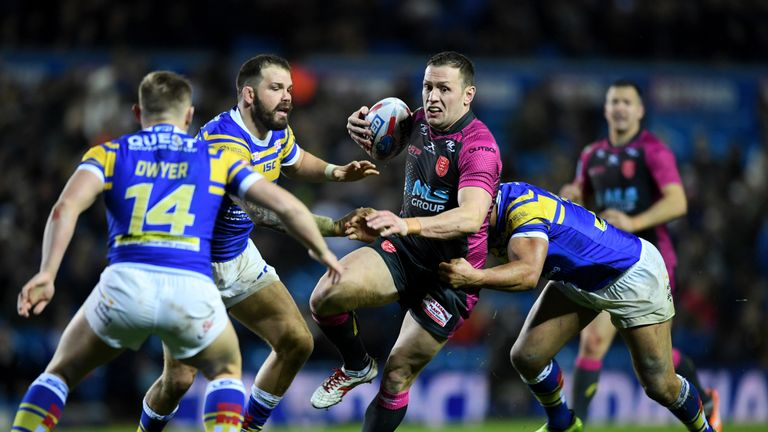 Shaun Lunt rejoins Leeds Rhinos, while Matt Parcell leaves for Hull KR | Rugby League News |