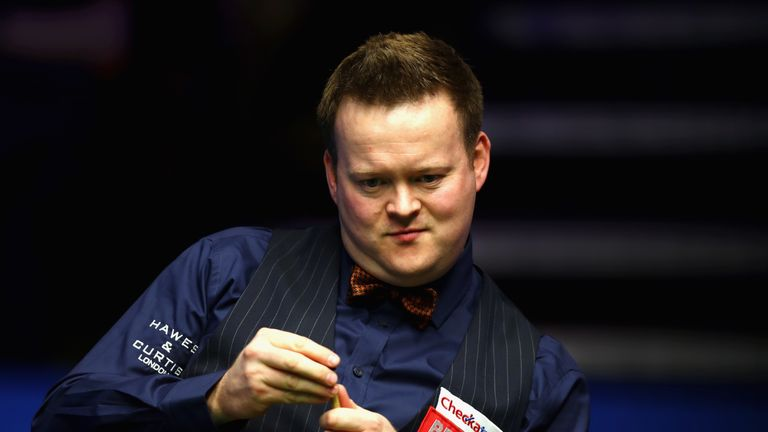 Shaun Murphy has entered qualifying for The Open