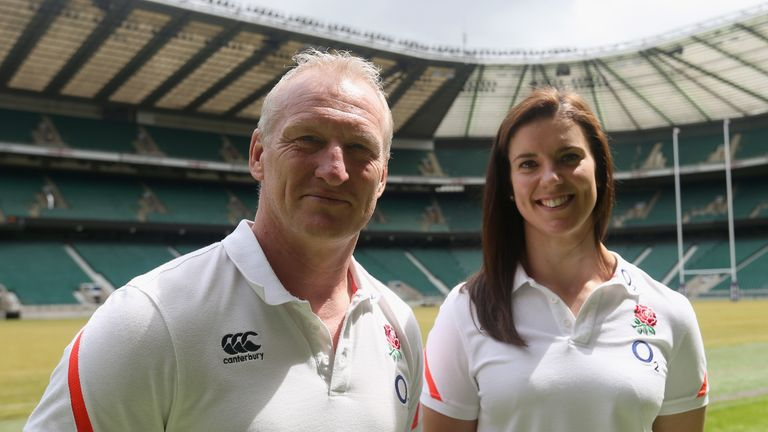 England head coach Middleton and captain Sarah Hunter will take on the world's top sides in the USA, live on Sky Sports