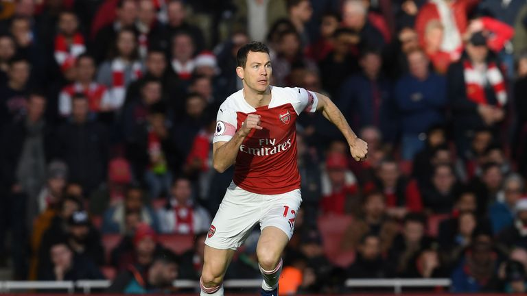Stephan Lichtsteiner will move on from Arsenal next season