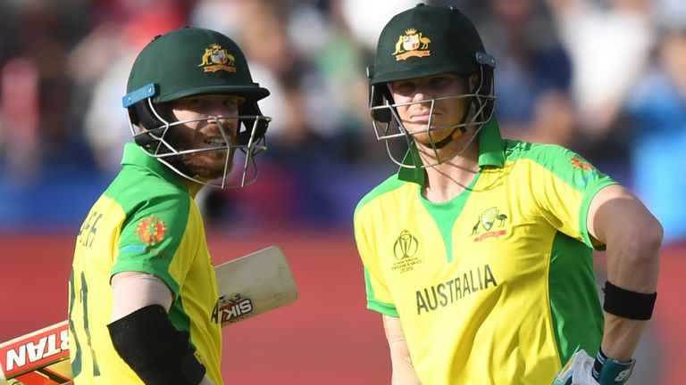 David Warner and Steve Smith are part of Australia's limited-overs squad in South Africa