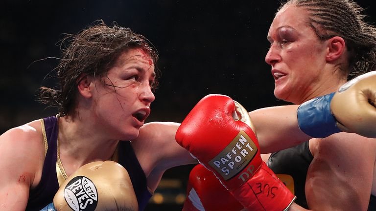 Katie Taylor has requested rematch with Delfine Persoon, says Eddie Hearn