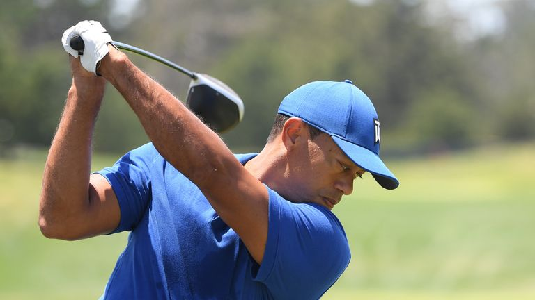 Woods remains hopeful of surpassing Jack Nicklaus' record haul of 18 majors