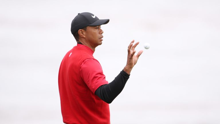 Woods has only made three competitive appearances since winning the Masters