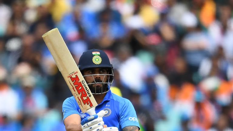 Virat Kohli asked India fans to stop booing Steve Smith