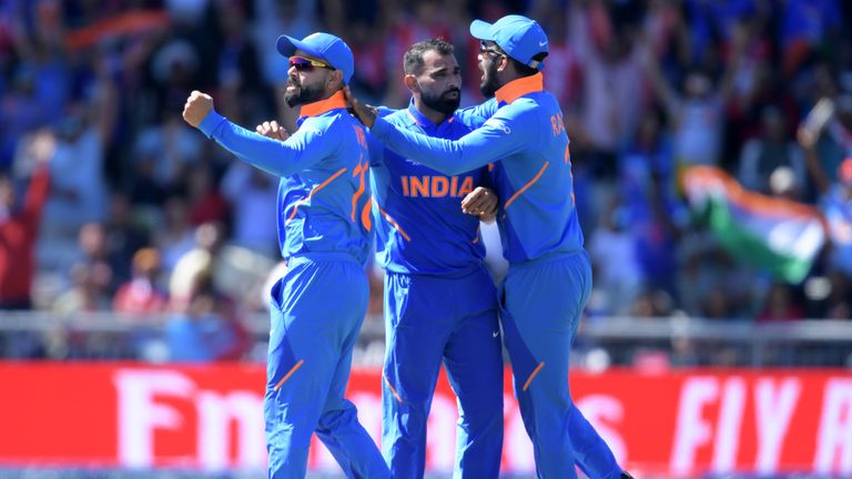 Team India just a point away from semi-finals