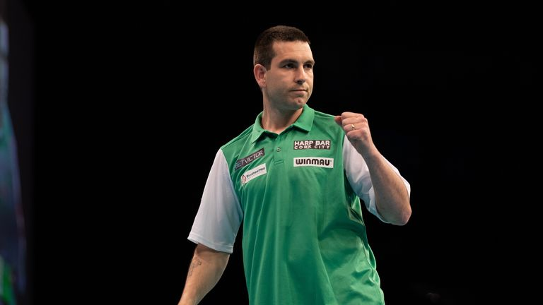 William O'Connor produced a remarkable display to help Republic of Ireland knock England out of the World Cup of Darts