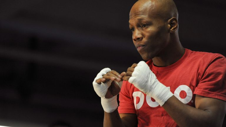 Former world champion Zab Judah remains hospitalised after knockout