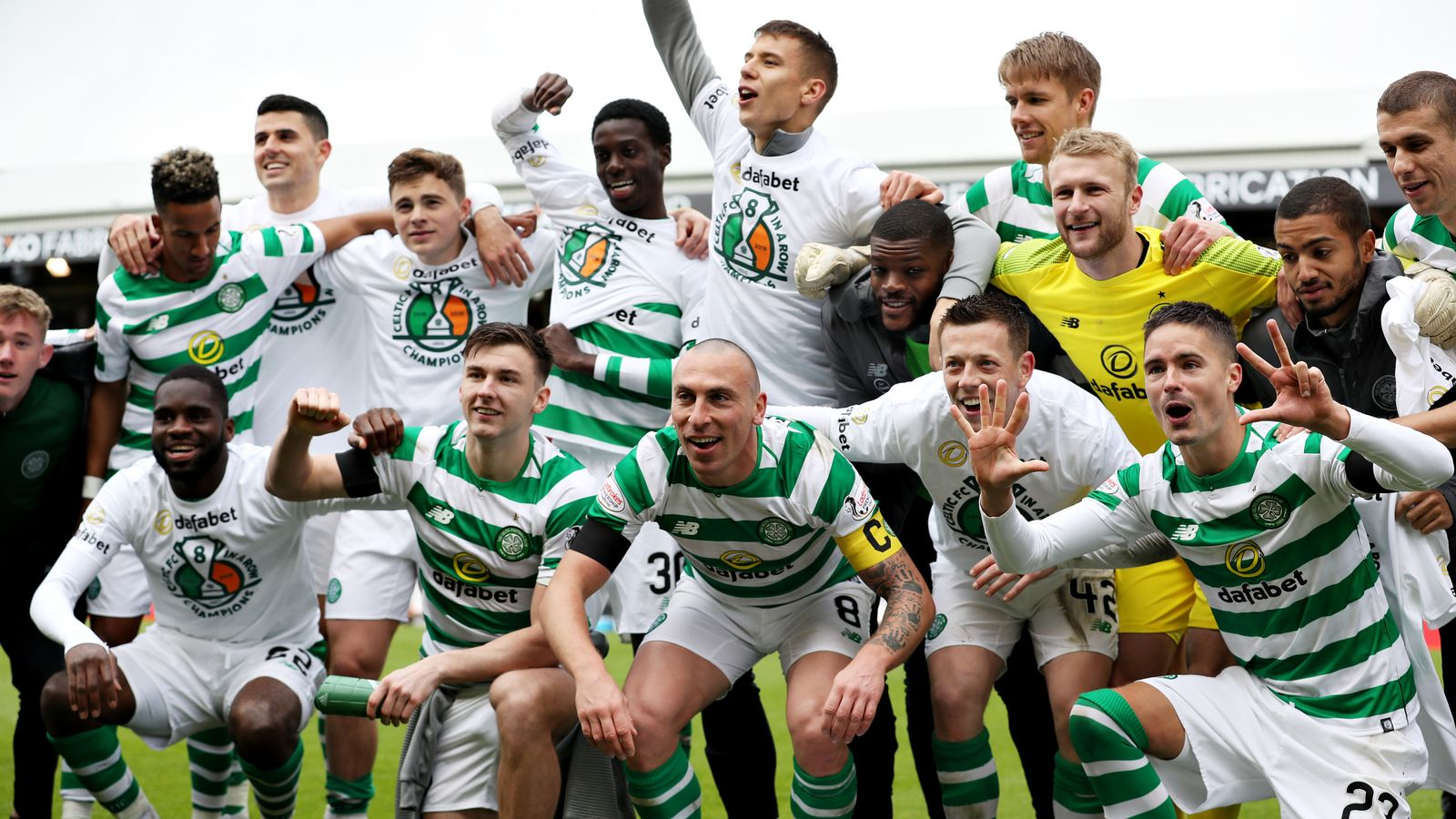 Celtic to face either Maccabi Tel-Aviv or Cluj in Champions League qualifier