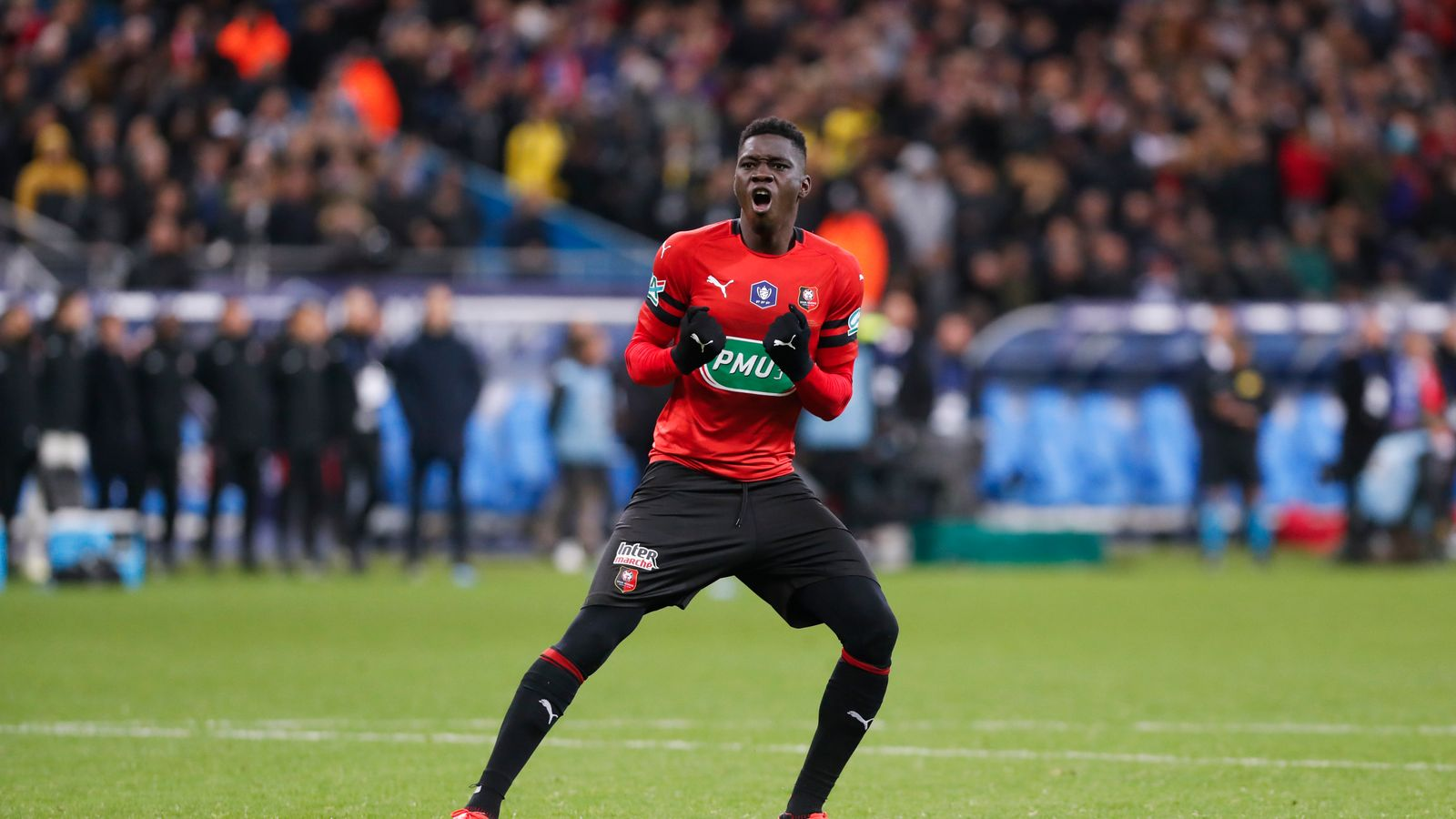 Ismaila Sarr: Watford and Rennes in talks over transfer