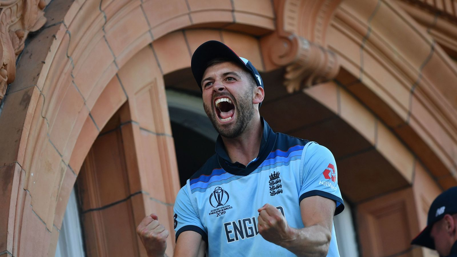 Mark Wood's Cricket World Cup final: Washing machines, worry and feeling sick