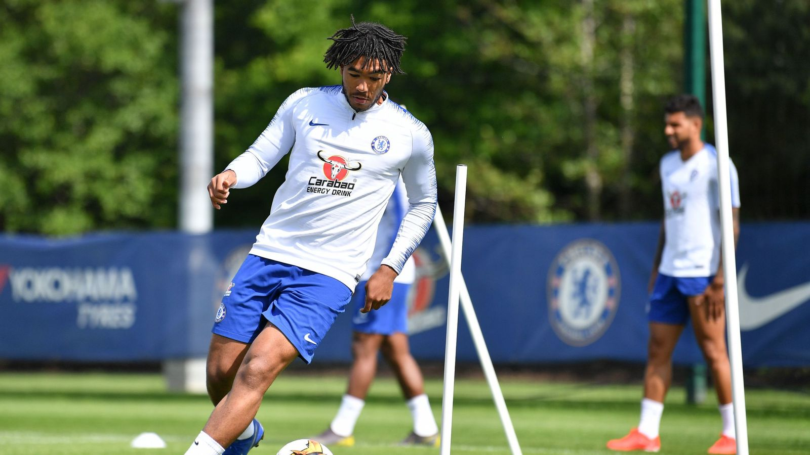 Chelsea's Reece James recovering following successful ...