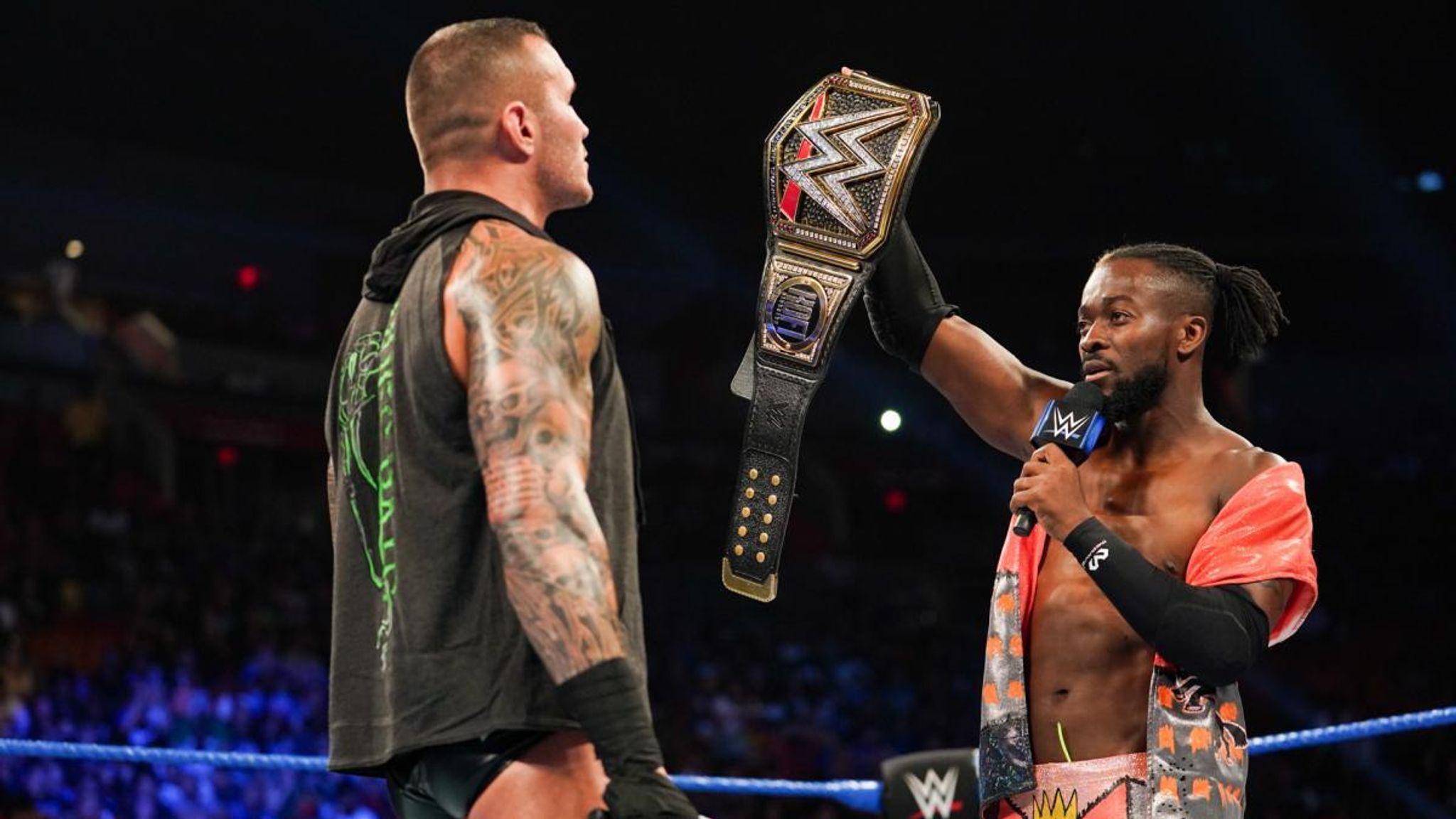 Kofi Kingston: Defeating Orton would be career-defining
