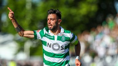 fifa live scores - Bruno Fernandes in no hurry to leave Sporting Lisbon, despite future ambitions