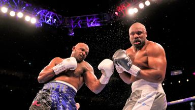 Dillian Whyte plans to deliver another knockout against Oscar Rivas this Saturday