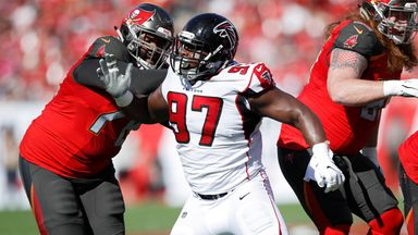 Grady Jarrett has agreed to a long-term contract with the Atlanta Falcons