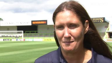 Hannah Dingley has been appointed as Forest Green Rovers' head of academy