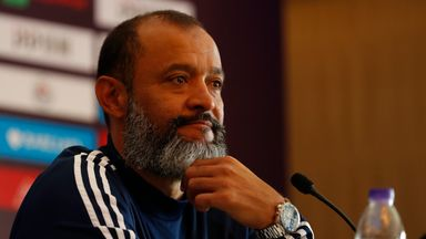 Nuno Espirito Santo is looking to add quality to his squad before the season begins