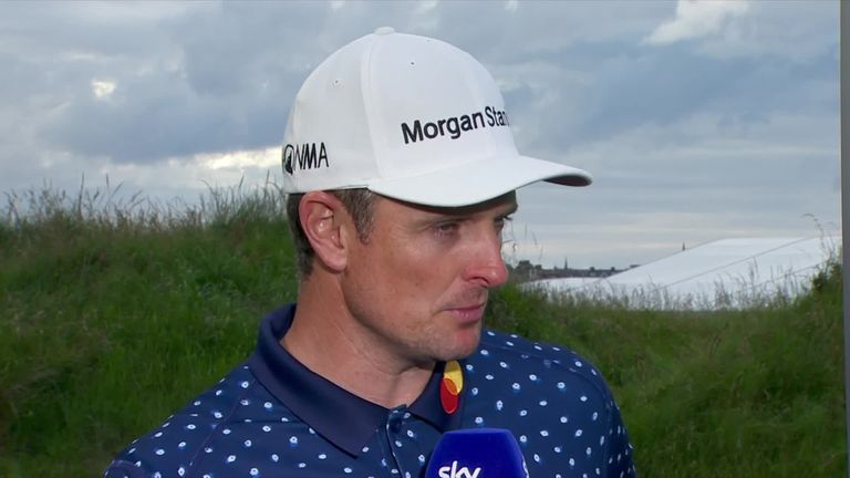 Justin Rose believes he can still mount a challenge from nine under