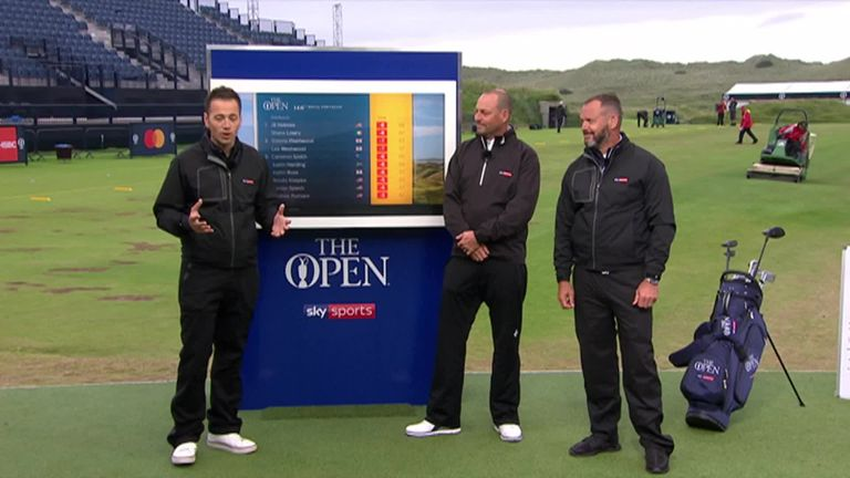 Nick Dougherty, Andrew Coltart and David Howell talk through Rory McIlroy's second round at the Open, where the Northern Irishman recovered from his opening day horror show to almost make the cut