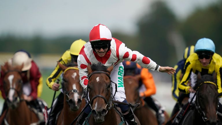 Liberty Beach tops Lowther Stakes hopefuls at York
