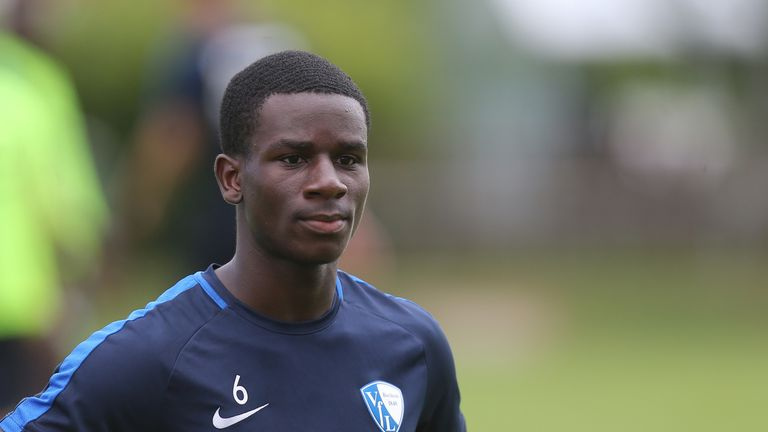Jordi Osei-Tutu became the latest English youngster to ply his trade in Germany when he joined Bochum on loan in June