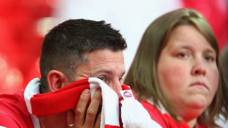 Arsenal fans have endured 'a depressing three months' according to The Transfer Shows' Kaveh Solhekol