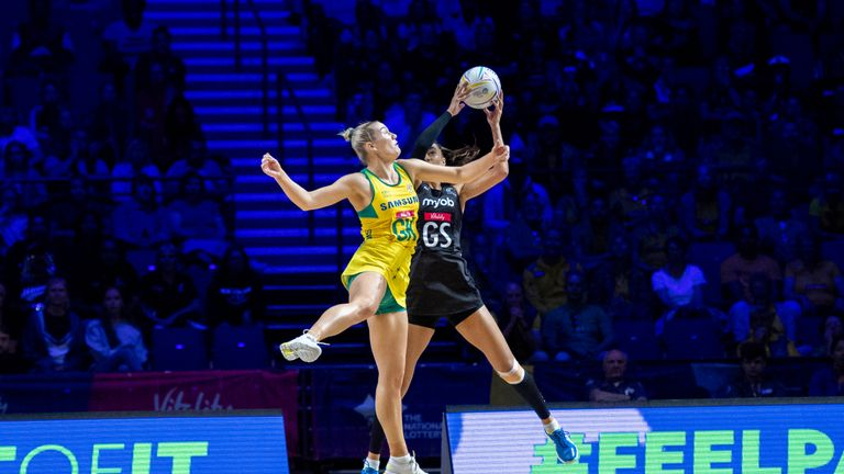Tamsin Greenway previews Netball World Cup final between Australia and New Zealand