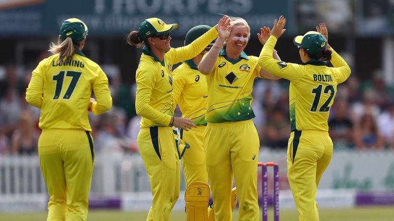 England Women and Australia Women Live Score Team News Dream 11 Predictions