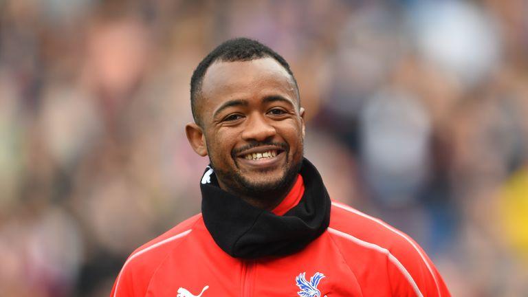 Jordan Ayew is set to return to Selhurst park after his loan stint last season