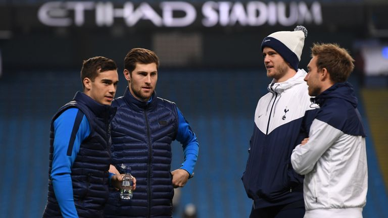 Harry Winks and Ben Davies have both signed new five-year deals at Tottenham
