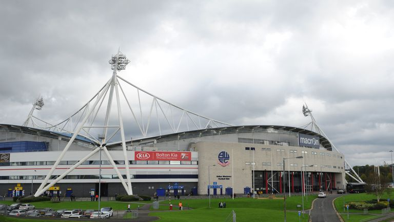 Bolton were deducted 12 points for going into administration