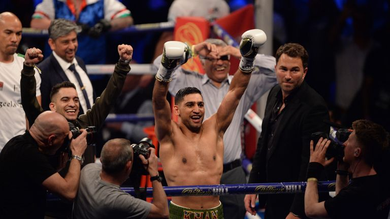 Amir Khan is in decline and is only motivated by money, insists opponent Billy Dib | Boxing News |