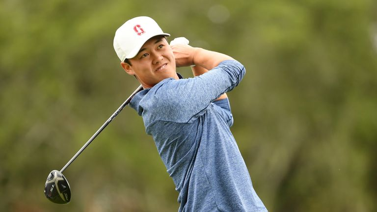 Brandon Wu won the Final Qualifying event at Fairmont St Andrews