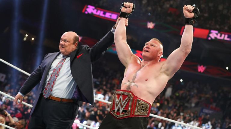 Brock Lesnar is beginning his third reign as Universal champion - but is he good for WWE?