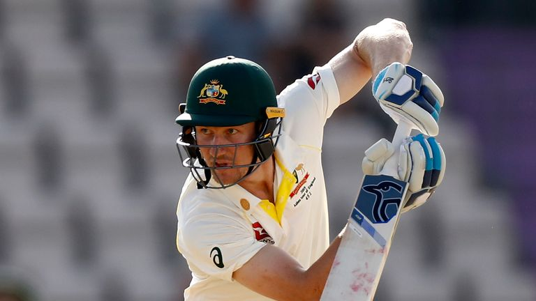Cameron Bancroft was named in Australia's Ashes squad on Friday