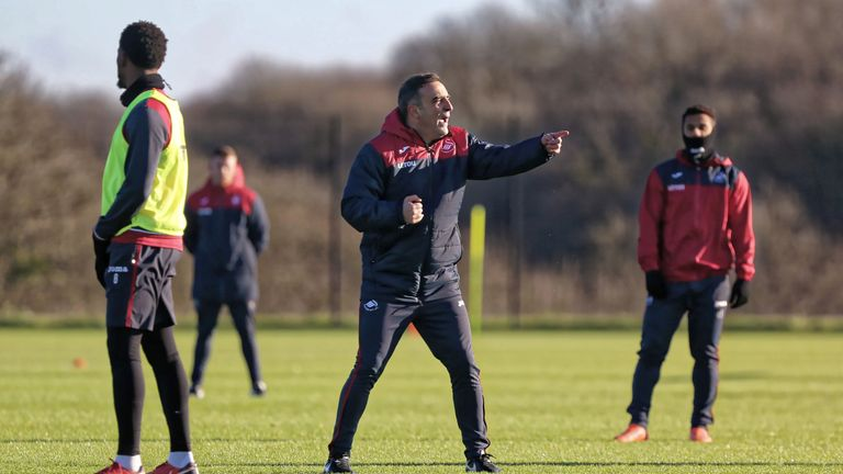 Carlos Carvalhal is a follower of Frade and a believer in tactical periodisation