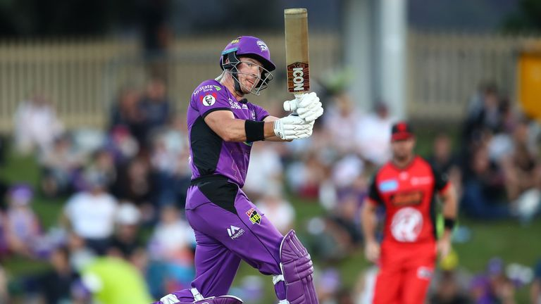 Durham's new signing D'Arcy Short had a successful Big Bash with Hobart Hurricanes