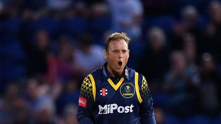 Colin Ingram plays a vital role for Glamorgan with both bat and ball