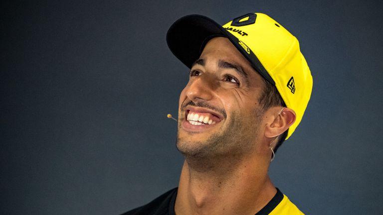 Daniel Ricciardo happy for Red Bull, but no regrets about Renault move | F1 News