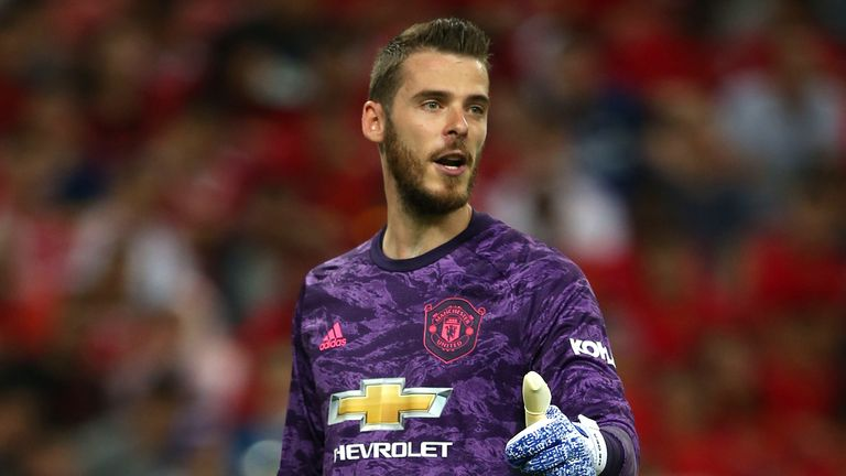 David de Gea will become the best-paid goalkeeper in the world